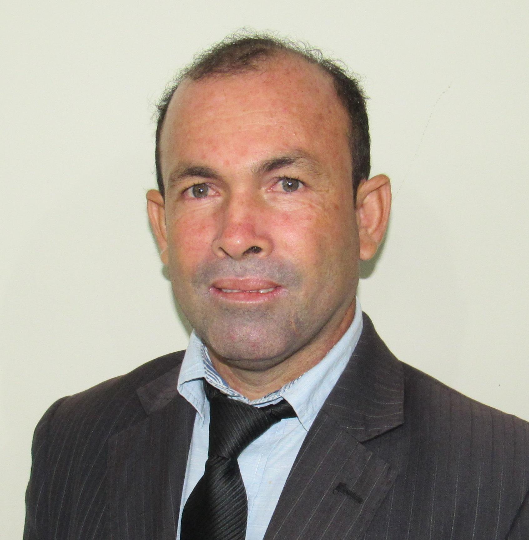 Vereador Roberto Carlos Pereira Fragoso